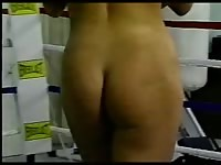 orderly hot mummy  nude boxes guy and then deepthroat him Thumb
