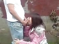 amateur boring blowage  Outdoors Public Thumb