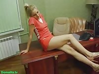 Russian homemade sex film humdrum 52 Thumb
