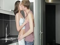 teenage dead likes  ass-fuck slow with NOT her Brother Thumb