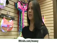 shapely super hot teenage boring woman let us slump plain her for cash 6 Thumb