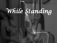 While Standing Vol27. - girl onanism  Compilation Thumb