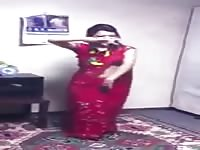 Dance in Saree - NON NUDE Thumb