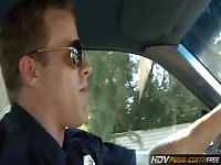 HDVPass benign Kaci Starr Gets torn up by Cop Thumb