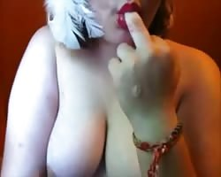 Chubby Teen Sucking Your Finger - negrofloripa Thumb