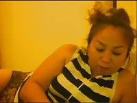 asian mummy plain plays with snatch in bed Thumb