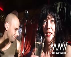 MMV Films nasty feeble swingers party Thumb
