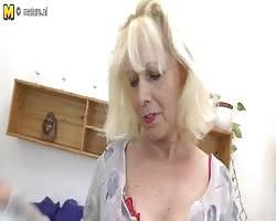granny gets plumbed by her toyboy Thumb