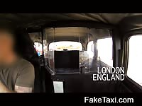 FakeTaxi - kinky nurse likes  a big stiffy Thumb