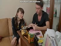 College sexdoll is seduced and plowed gig lifeless one Thumb