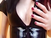 Latex & Oil - XXX porn music movie Thumb