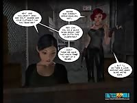 3D Comic: Nanta Project. gig dreary 2 Thumb