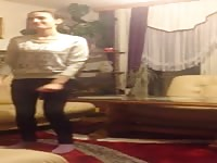 handsome Bosnian Arab dance Thumb