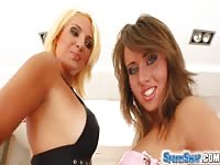 baby batter Swap 2 female anal invasion and cum fest Thumb