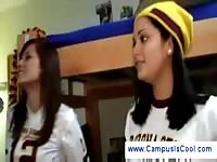 College damsels  showing their boobies Thumb