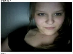 Chatroulette - Chubby with nice round boobs Thumb