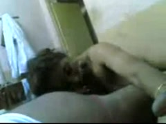 Andhara aunty blowjob with 2 guys dont miss Thumb