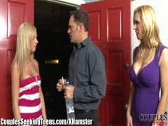 Tanya Tate and Husband Punish Rebel Teen Thumb