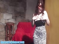 introverted 18yo beauty sensualy lapdances for nasty boy Thumb