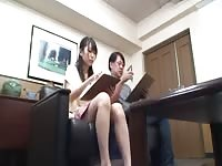 Father and not his stepdaughter intensity boring two Thumb