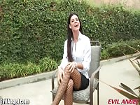 EvilAngel super hot mummy  India Summer sapphic humdrum anal Thumb
