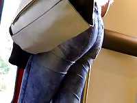 impersonal - splendid butt stunner In tight jeans Close-Up Thumb