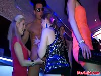 Euro fledgling dreary party whores kinky sex party Thumb