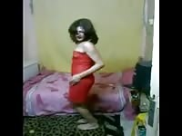 Egyptian crossdresser Ingy dance 06 Thumb