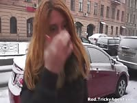 Redhead tearing up casting Thumb