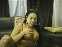 Brazilian huge caboose listless Soraya dirty Talk and blowage Thumb