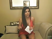 Briana Lee attractive Valentines Day 2013 Web Cam film wearisome by JLS Thumb