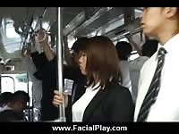 pretty Japanese teenagers  prefer sinister Facial jizz flows  09 Thumb