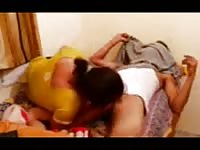 chubby indian desi bhabhi pounded praying to cease Thumb