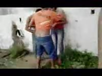 Fsiblog - Desi college students outdoor joy  MMS - Indian Porn movies Thumb