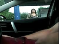 best of public car manmeat flashing xhamster 1 not my movie Thumb