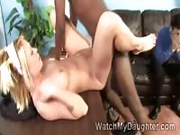 sunless teacher pumps youthfull tedious attractive Brittany Angel in front of herany angel 01-2 Thumb
