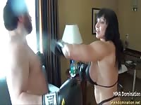 Mixed Boxing- Muscle scorching doll  Beatdowns Thumb