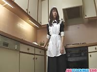 crazy Aiuchi Shiori wildest food injection  activity Thumb