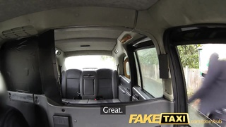 FakeTaxi Hot American MILF with big tits Thumb