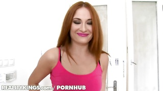 Reality Kings - Hot ginger babe gets fucked Thumb