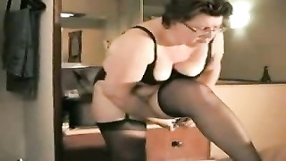 Horny aunt and uncle have a fuck Thumb
