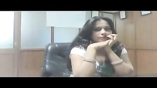 Indian Girl Office Sex Scandal Thumb