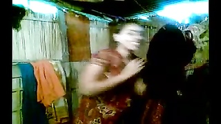 Bangla desi Village Girl Mukta Shy to Friend as Lesbian Act Thumb