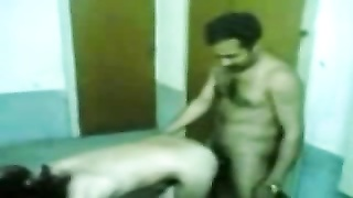 North Indian Prostitute Aunty exposed by her Clients Thumb
