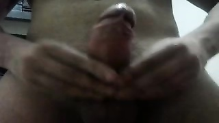Cumshot while she is deepthroating me Thumb