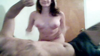 Awesome amateur fucked on the webcam Thumb