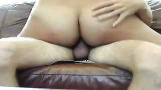 He and his hot girlfriend fucking in amateur movie Thumb