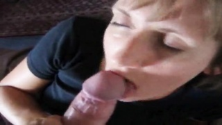 Homemade oral sex and cock riding action Thumb