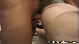huge-titted mummy  Samantha getting plowed in different posiition Thumb