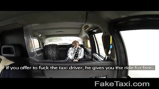 FakeTaxi - tiny Australian with a tight donk Thumb
